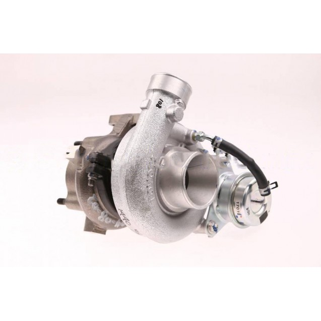 Турбокомпрессор - 17201-17010 | 17201-17010 Toyota Landcruiser TD (HDJ80 | 81)