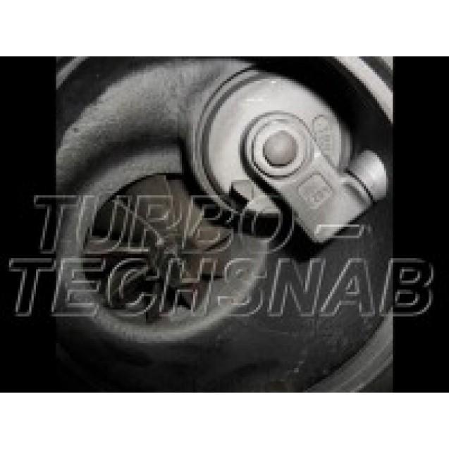 Opel Astra 2.0 16V Turbo гибрид KKK K04/Garrett GT2860RS