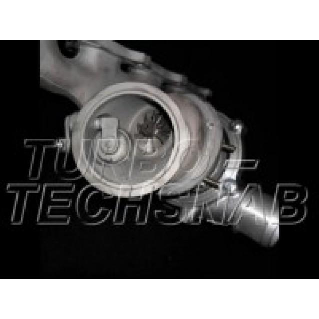 Opel Corsa OPC Turbo гибрид KKK K03/Garrett GT2560R