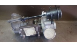 Ремонт турбины Fiat Ducato III 2.3 120 Multijet, 49135-05132, 504340182 - Двигатель F1AE0481D