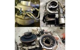 Ремонт турбины Toyota 17201-0L040 -  HILUX 3.0L (1KDFTV / 1KD-FTV)