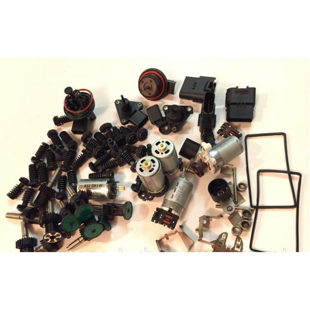 Капитальный ремонт сервопривода турбин актуатора турбин с гарантией марки Hella , Simens ,Toyota