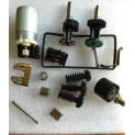 Ремонт сервопривода турбины G-20 Hella 6NW009550 номер по Garrett 776470-5003S ,Garrett 767649